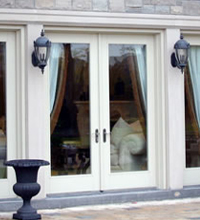 great lakes double doors